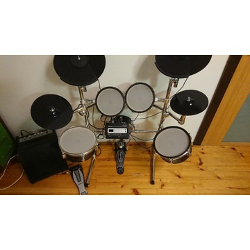 Perkusja Dig Drum+Roland td3 ZESTAW
