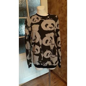 Bluza mlodziezowa panda