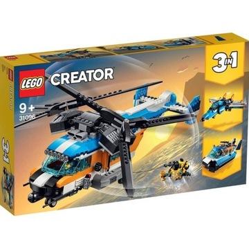 LEGO 31096 Creator 3 w 1 - Śmigłowiec dwuwirnikowy