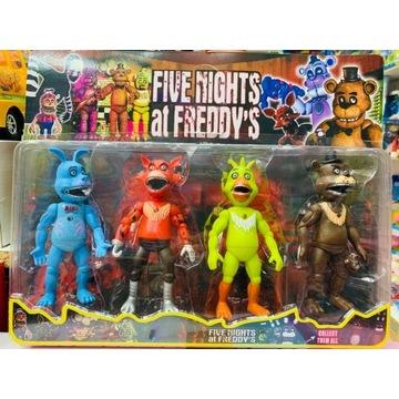 Zestaw Duzy Figurki Five Nights at Freddy's