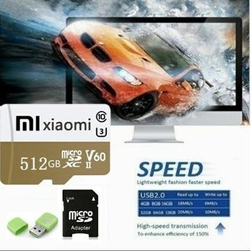 Karta pamięci MicroSD Xiaomi 512 GB MEGA PROMOCJA!