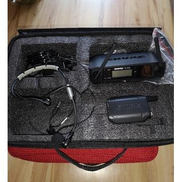 Nagłowny mikrofon Shure glxd 14e /SM 35