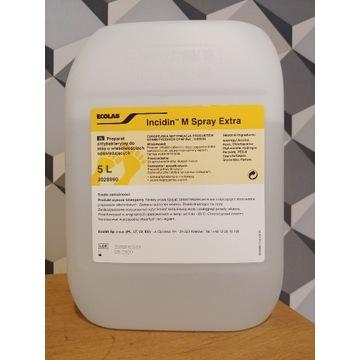 Ecolab Incidin M spray extra 5L