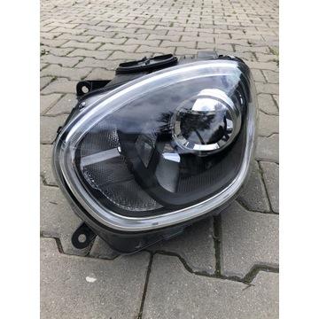 Reflektor lewy Full Led Mini Countryman R60