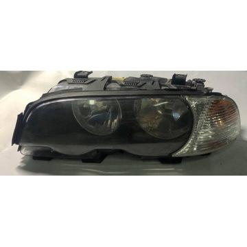 BMW E46 COUPE LAMPA PRZEDNIA LEWA 0301157611 2002r