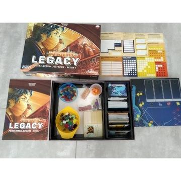 Pandemic Legacy PL sezon 1 używana