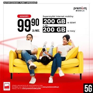 Abonament Premium Internet 5G