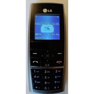 TELEFON LG KG130 + ładowarka