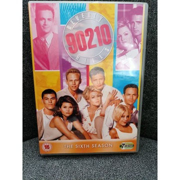 Beverly Hills 90210 DVD SEASON 6