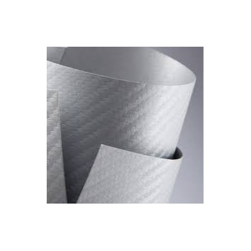papier/karton wizytówkowy batik srebrny 220g