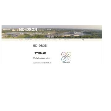 Sprzedaż domeny HD-DRON.PL