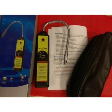 tester gazow halogenowych klimatyzacj