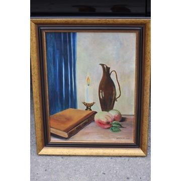 Obraz Leonard 1960 Martwa natura