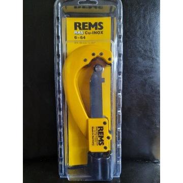 Obcinak do rur REMS RAS Cu-Inox 6-64 mm