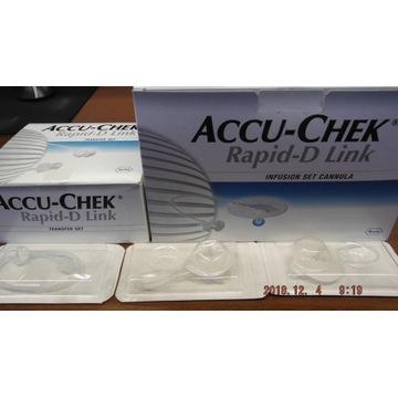 Zestawy infuzyjne Accu-Chek Rapid D-Link