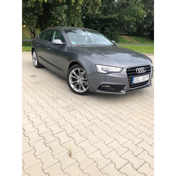 Audi A5 sportback drive selcet