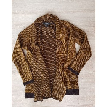 Sweter narzutka Forever 21 S 36