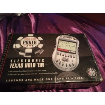 Elektoniczny Texas Hold'em poker