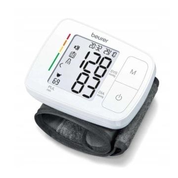 Profesjonalny ciśnieniomierz nadgarstkowy BEURER B