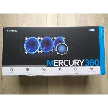 Antec M360 Mercury 360mm AIO Cooler LED