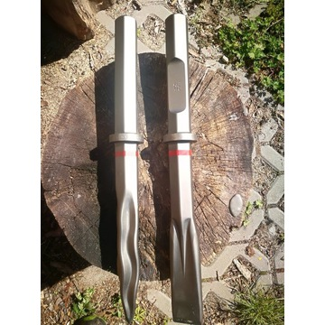 Dłuto płaskie TE-H28P i szpicak TE-H28 SM