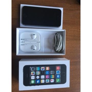 Apple iPhone 5s 16 GB Space grey