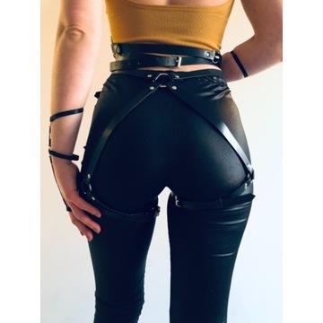 Uprząż harness sexy erotyczne BDSM