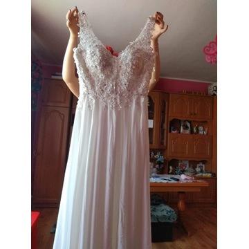 Sprzedam suknię wieczorową(ślubną)