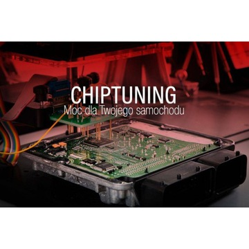 Wsady mapy chip tuning Stage 1 Stage 2 Damos
