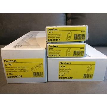 System sterowanie ogrzewaniem Danfoss CF2