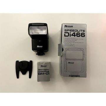Lampa błyskowa Nissin Speedlite Di466 do Canon