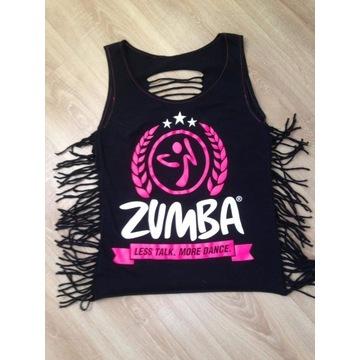 Zumba Koszulka stan idealny,bardzo dobryrozm.Xs
