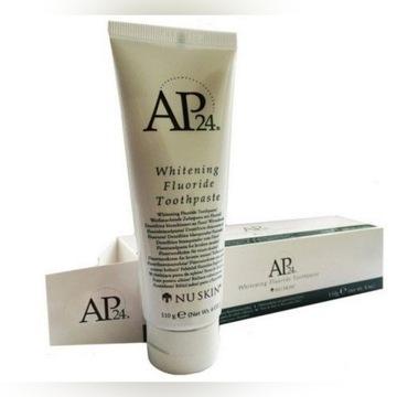 pasta wybielająca AP24 AP 24 nu skin nuskin