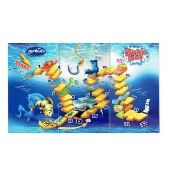 Wielkie łowy Dal Pesca złota rybka unikat