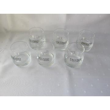 Facundo szklanki do rumu