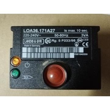 Automat palnikowy Landis&Gyr LOA36.171A27