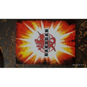 Zestaw Bakugan, karty + kulki