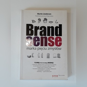 Lindstrom Brand sense marka pięciu zmysłów