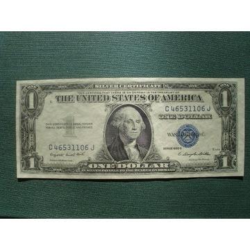 1 DOLLAR 1935  UNC