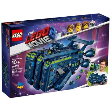 LEGO 70839 The LEGO Movie 2 - Rexcelsior