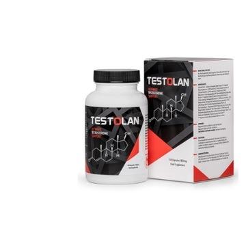 Testolan Podnies poziom testosteronu!Czytaj opis !