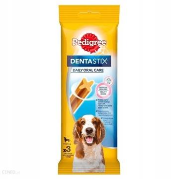 Dentastix Pedegree medium  75 sztuk