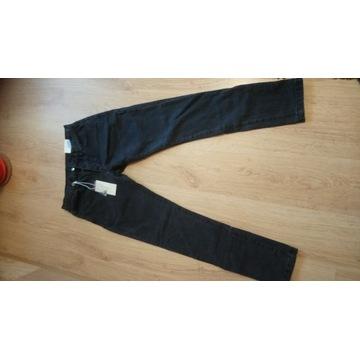 """Spodnie jeans """"marchewki""""mnml nowe okazja!!"""