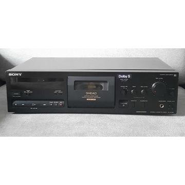 Magnetofon deck SONY TC-K715S idealny stan!