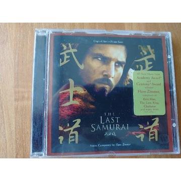 The Last Samurai: movie soundtrack 1cd