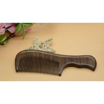 Grzebień drewniany dla Brodaczy 18cm
