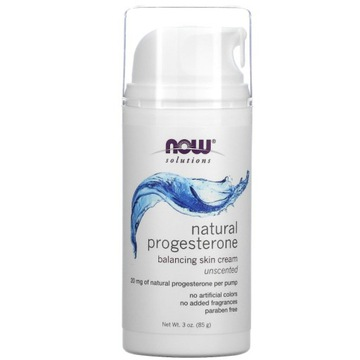 Krem Progesteron 85g Now Solutions