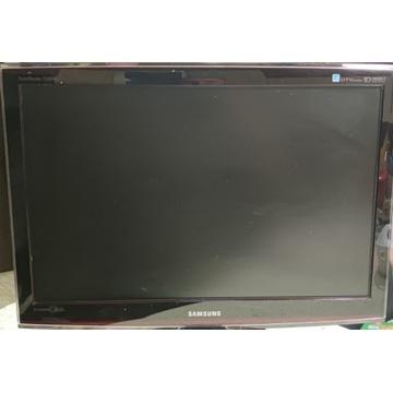 Monitor Samsung T24HD SyncMaster z Tunerem TV