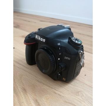 NIKON 610+ nikkor 35mm 1.8 G Ed