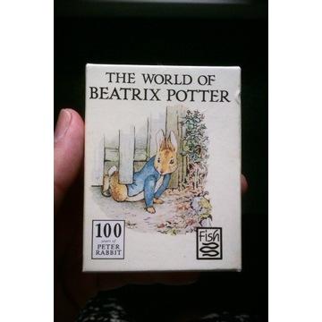 Beatrix Potter kolczyki